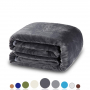 Balichun Luxury 330 GSM Fleece Blanket