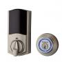 Kwikset - Kevo 99250-202 Kevo 2nd Gen Bluetooth Touch-to-Open Smart Keyless Entry Electronic Deadbolt Door Lock